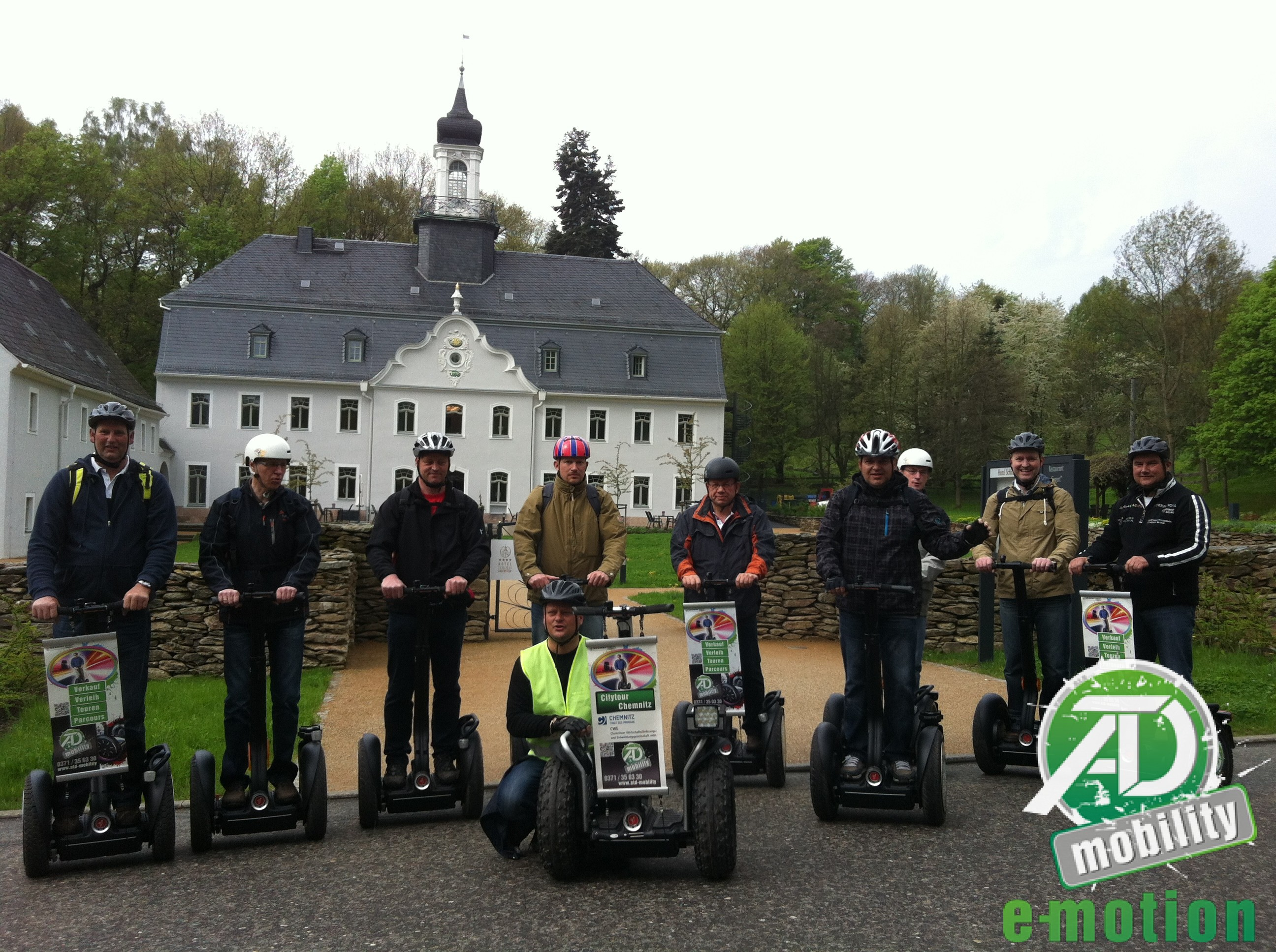 leuchtmoos segway tour in chemnitz rabenstein. Black Bedroom Furniture Sets. Home Design Ideas