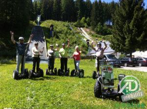 Segway Tour Geyer Erzgebirge