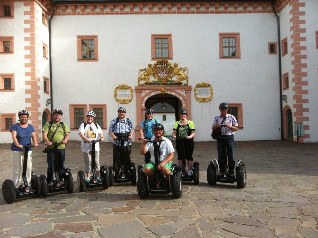 Schlosstour Augustusburg