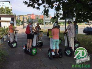 Segway Tour Chemnitz Stadtführung