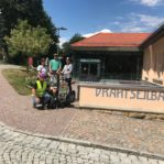 Bergstation Drahtseilbahn