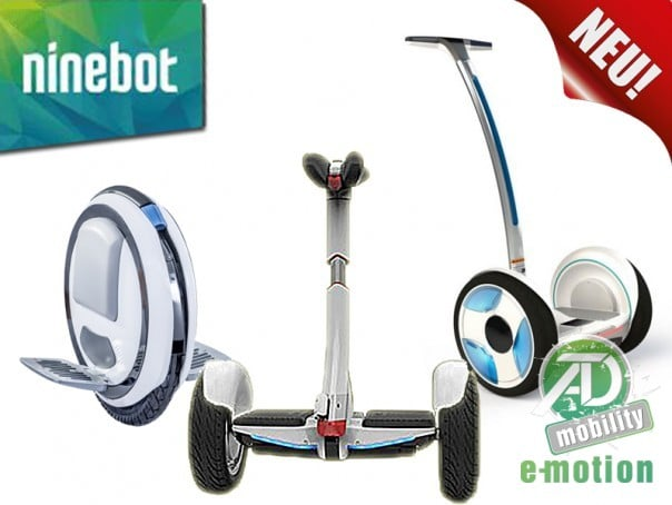 Segway PT oder alternativen self balance-Roller kaufen?