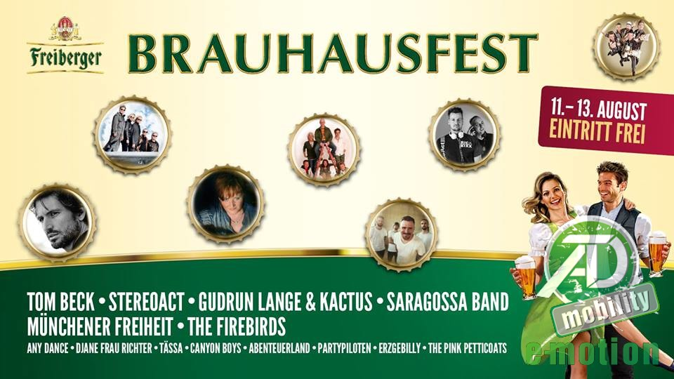 23. Brauhausfest Freiberg @ Segway PT by AOK Plus