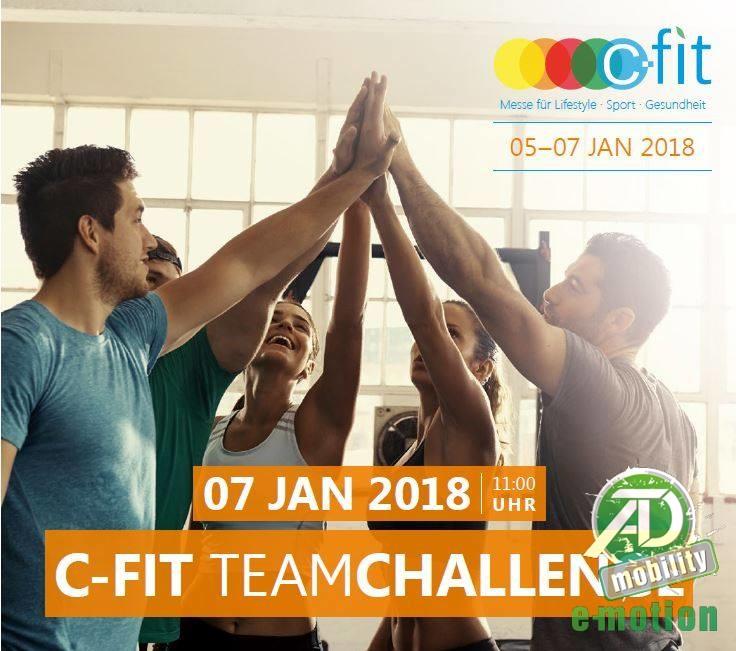 Chemnitz Messe – Arena Winter 2017/2018
