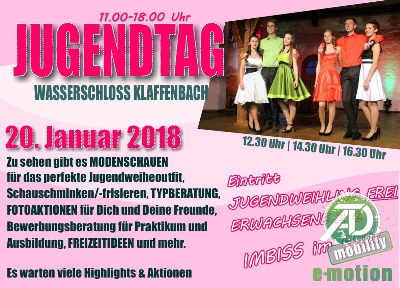 MIDEA Jugendtag 2018 – Wasserschloss Klaffenbach