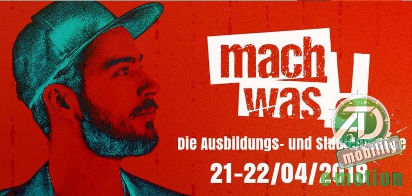 Messe Chemnitz – mach was 2018!