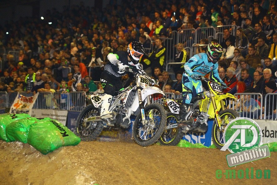 17. Int. Supercross Chemnitz @ Segway-Parcours