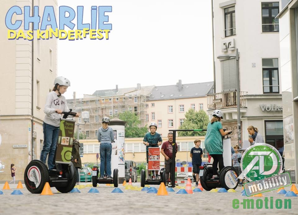 Charlie – Das Kinderfest in der Chemnitzer City 2019